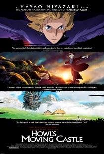 Howl's Moving Castle (2004) ปราสาทเวทมนตร์ของฮาวล์ [พากย์ไทย]