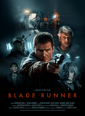 Blade Runner เบลด รันเนอร์ 1982