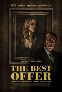 The Best Offer (2013) ปริศนาคฤหาสน์มรณะ
