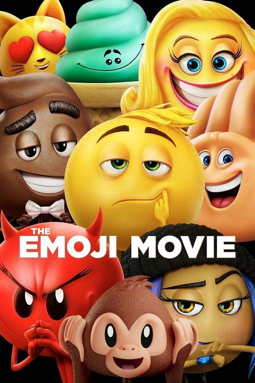 The Emoji Movie อิโมจิ แอ๊พติสต์ตะลุยโลก 2017