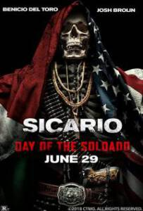 Sicario Day of the Soldado 2 (2018)