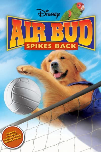Air Bud 5 Spikes Back