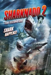 Sharknado 2 The Second One (2014) ฝูงฉลามทอร์นาโด 2