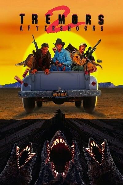 Tremors 2 Aftershocks (1996) ทูตนรกล้านปี 2