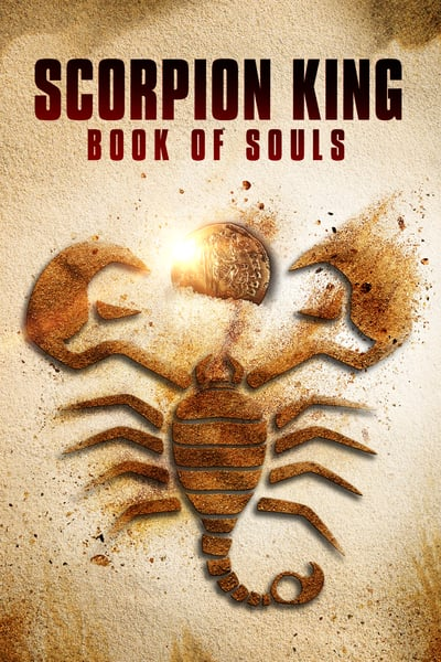 The Scorpion King Book of Souls (2018)