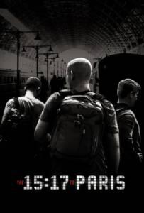 The 15 17 to Paris (2018)