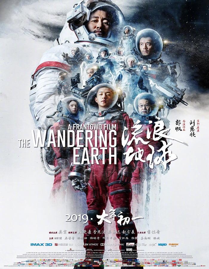 The Wandering Earth (Liu lang di qiu) (2019)