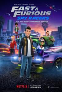 Fast & Furious Spy Racers (2019) เร็ว แรง ทะลุนรก ซิ่งสยบโลก