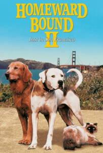 Homeward Bound II: Lost in San Francisco (1996)