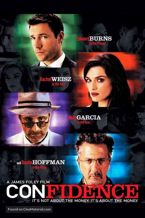 Confidence (2003) คอนฟิเด็นซ หักหลังปล้น