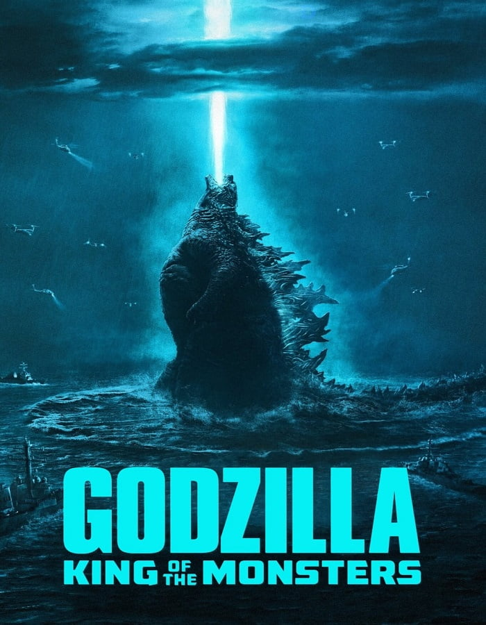 Godzilla 2 King of the Monsters (2019)