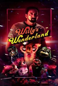 Willy's Wonderland (2021) หุ่นนรก VS ภารโรงคลั่ง