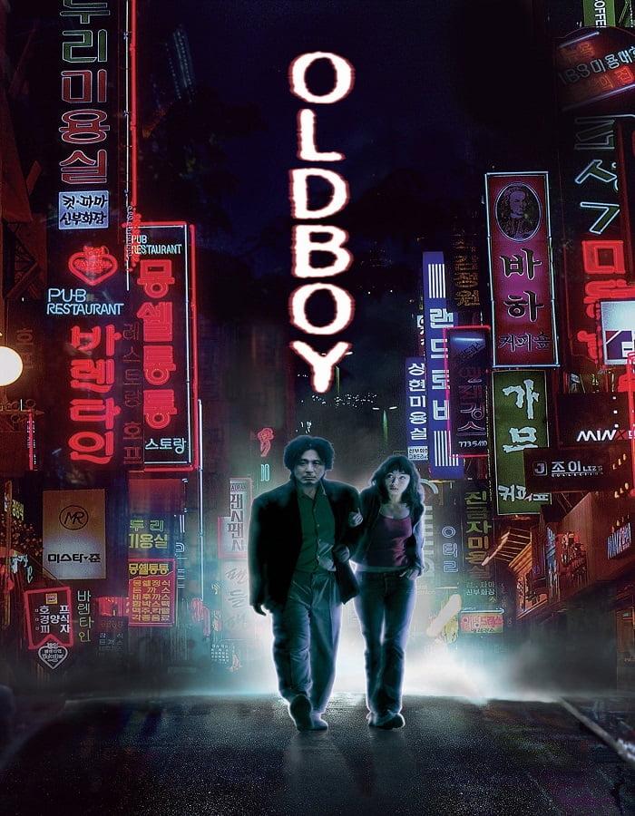 Oldboy (2003) เคลียร์บัญชีแค้นจิตโหด