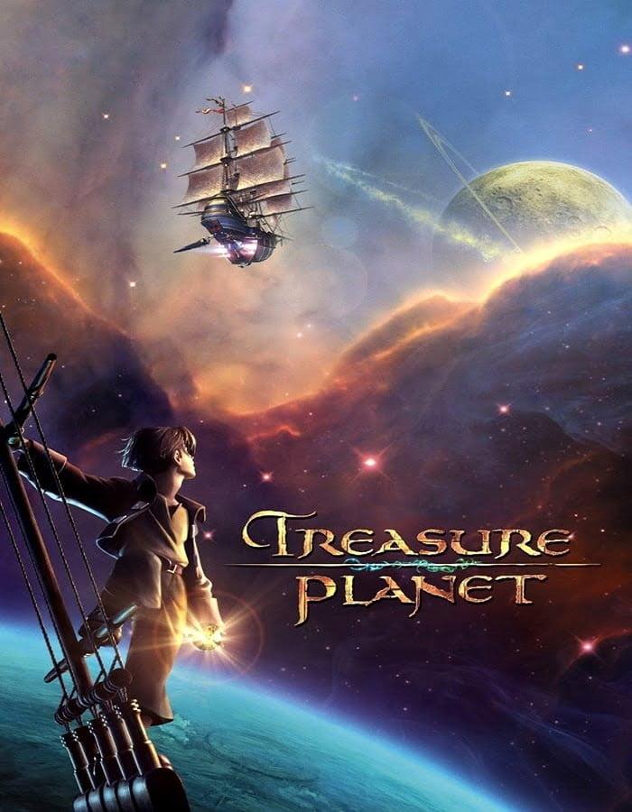 Treasure Planet (2002) ผจญภัยล่าขุมทรัพย์ดาวมฤตยู