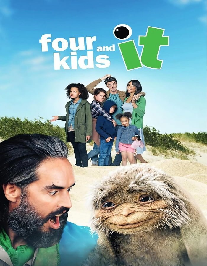Four Kids and It (2020)