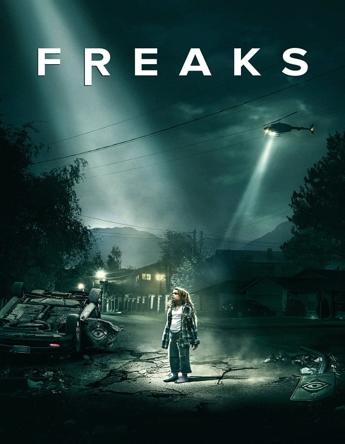 Freaks (2018) คนกลายพันธุ์