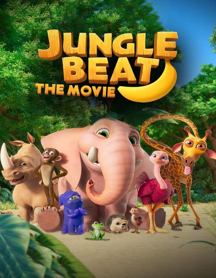 Jungle Beat: The Movie (2020) จังเกิ้ล บีต เดอะ มูฟวี่