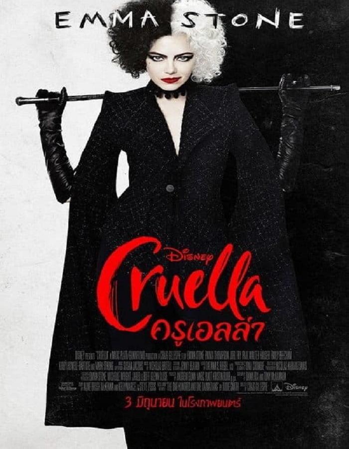 Cruella (2021) ครูเอลล่า