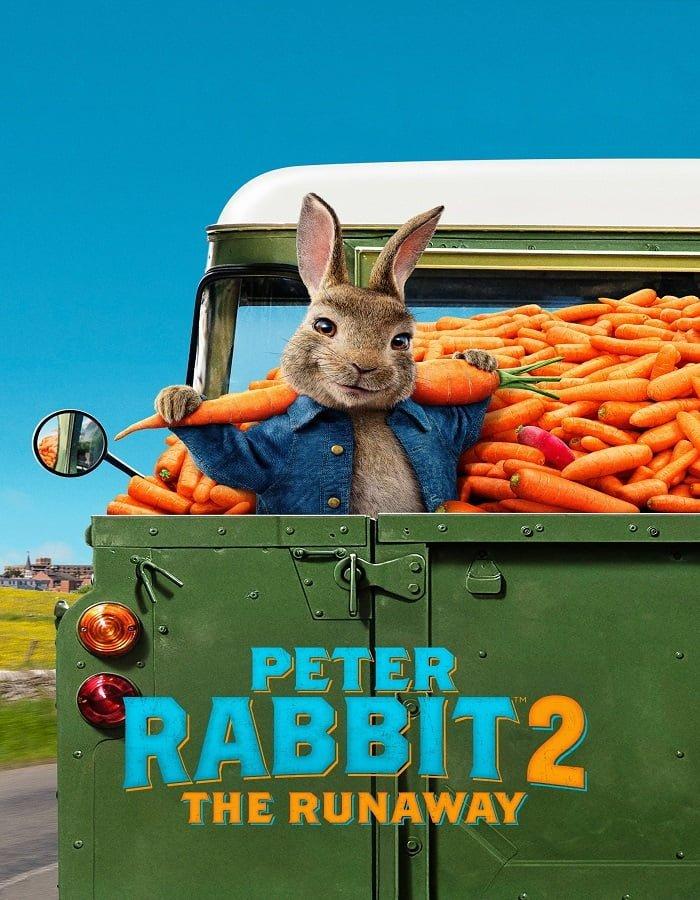 Peter Rabbit 2: The Runaway (2021) ปีเตอร์ แรบบิท