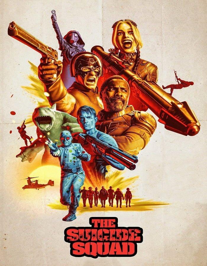 The Suicide Squad (2021) เดอะ ซุยไซด์ สควอด